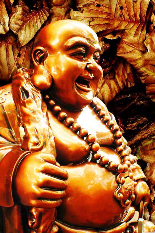 lafing buddha