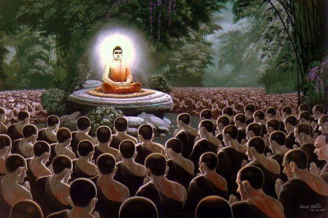 buddha deshna
