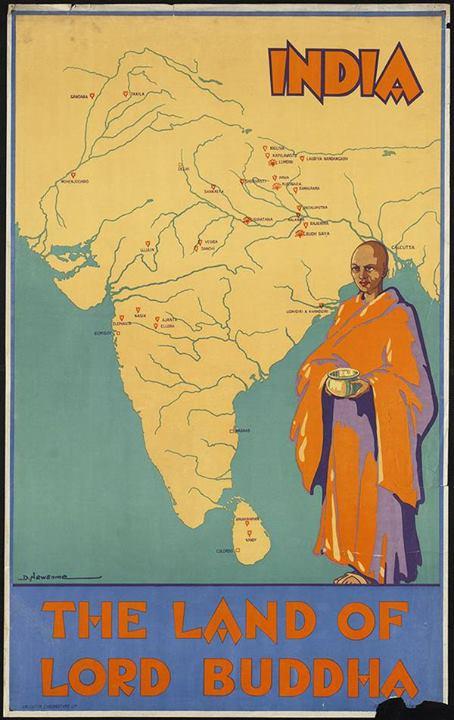 india land of buddha