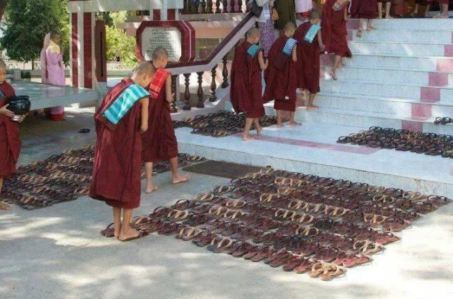 descipline in buddhism