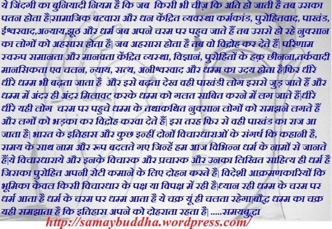 dhamm vs dharm