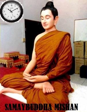 BUDDHA wax