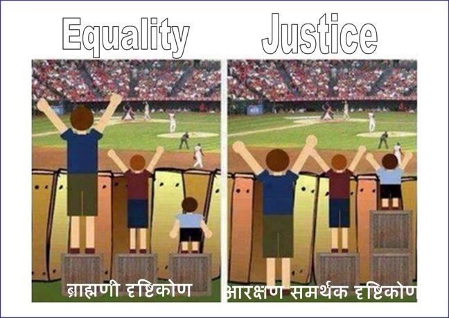 arakshan justice equality
