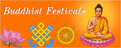 buddhist-festivals