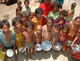 hungry india