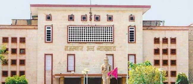 rajasthan high court manu