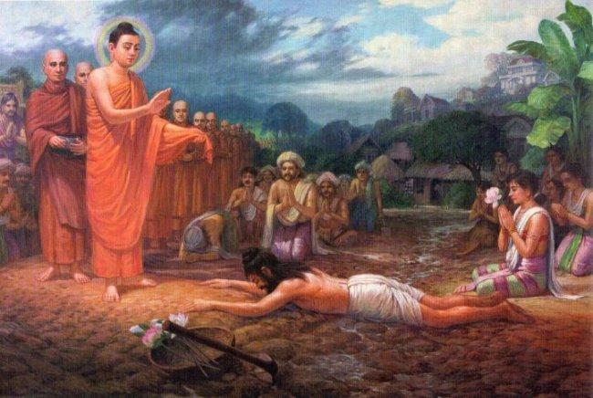 brahman vs buddha