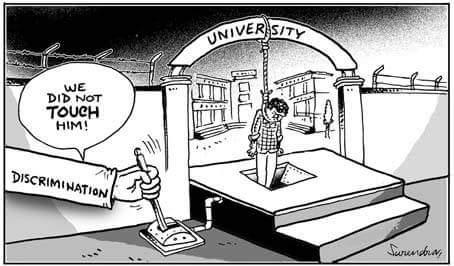 cartoon in the hindu