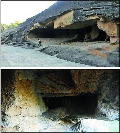 mumbai borivli buddhist cave