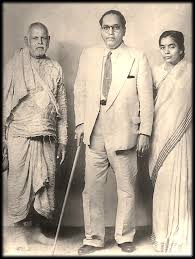 ambedkar with gadge