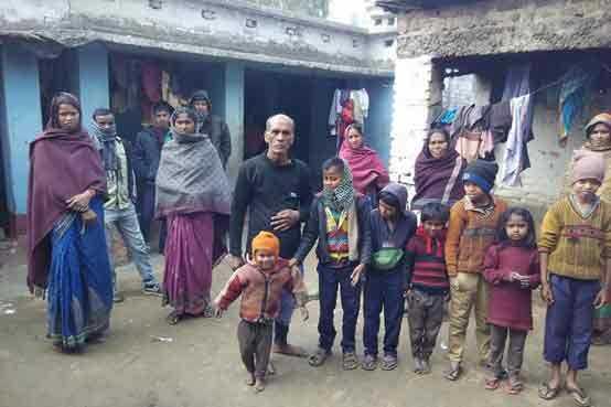 bhola-family