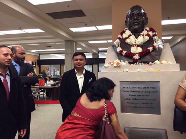 dr ambedkar york university canada